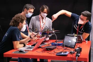 Leonardo Drone Contest, la gara di droni tra atenei italiani