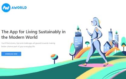 AWorld, l'app per rendere più sostenibili le nostre azioni quotidiane