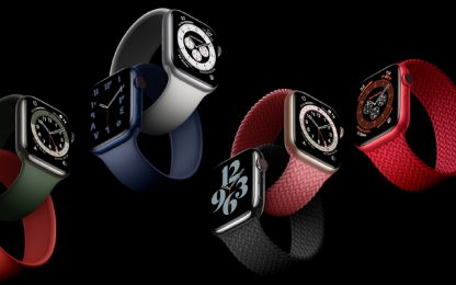 Apple Watch Series 6, la prova dello smartwatch con la Mela
