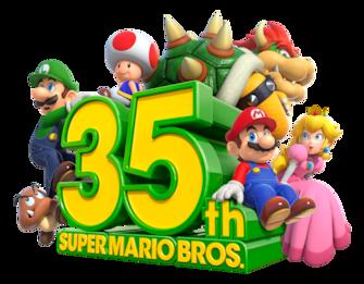 Videogames, Super Mario Bros festeggia i suoi primi 35 anni