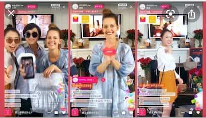 Live streaming, il futuro dell'e-commerce è social