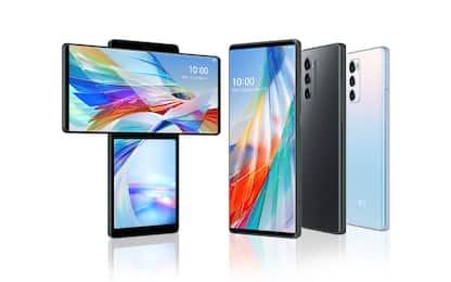 LG Wing, lo smartphone con l'ala che racchiude un doppio schermo