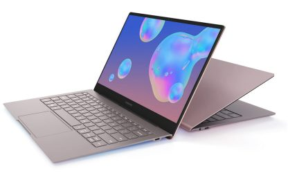 Samsung torna nel mercato dei laptop: ecco Galaxy Book S