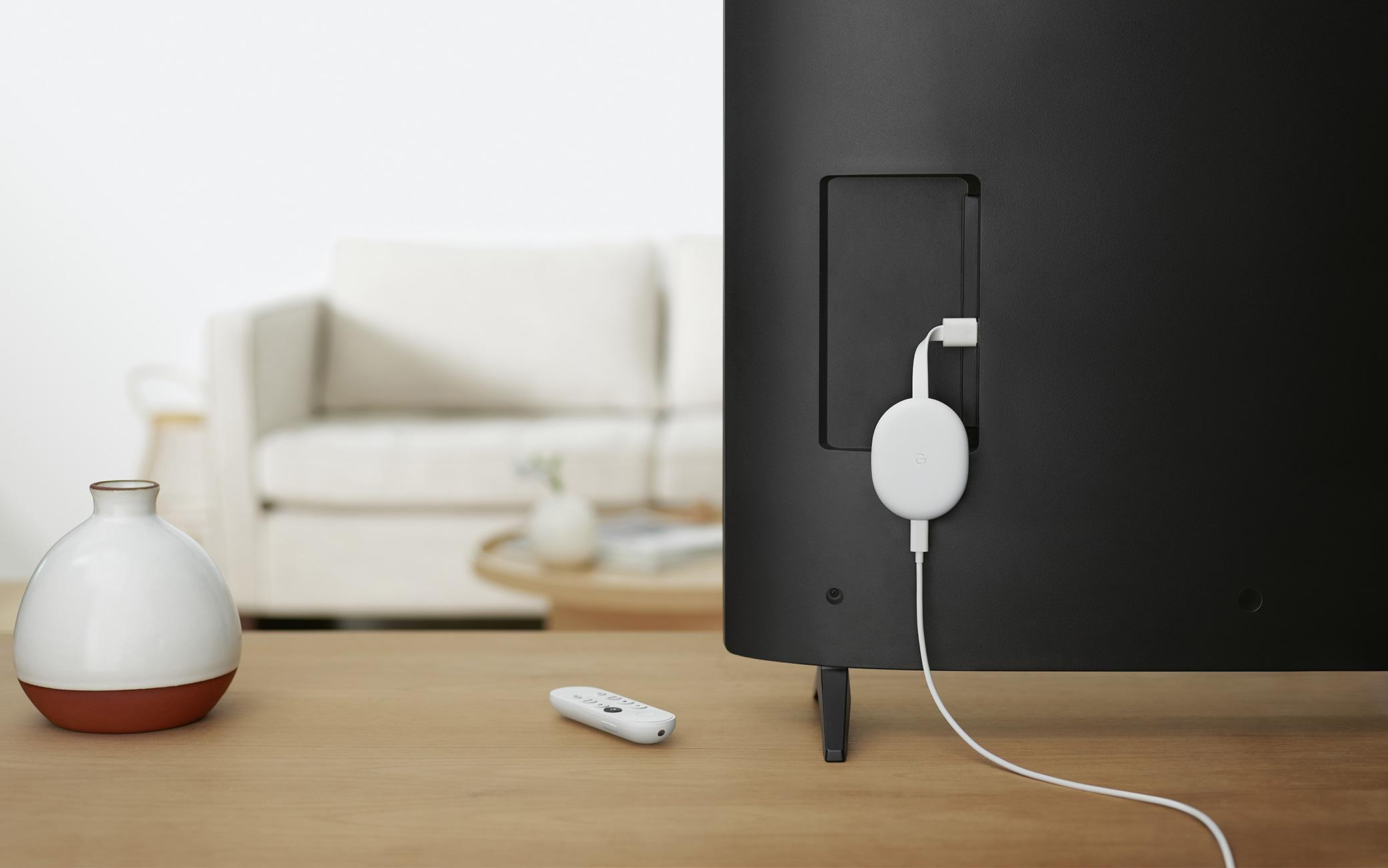 La nuova Chromecast con Google TV