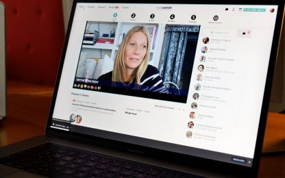Web Summit, con Gwyneth Paltrow i trend dell'imprenditoria online
