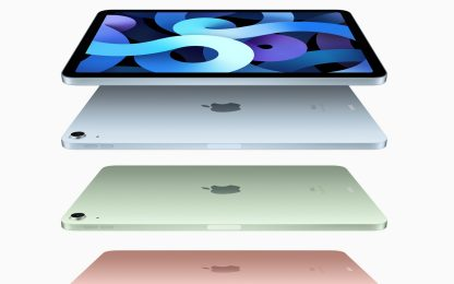 iPad Air, leggero come una piuma e ultra-performante