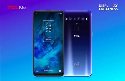 TCL 10 5G, abbiamo testato il nuovo smartphone di The Creative Life