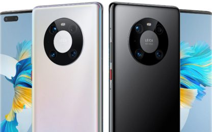 Mate40 Pro di Huawei: potenzialità incredibili ma senza servizi Google
