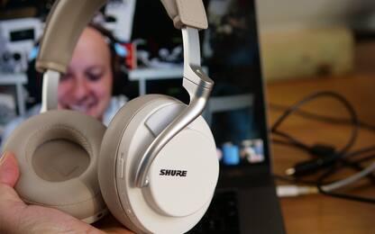 Aonic 50, le cuffie wireless di Shure per il benessere acustico