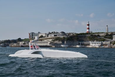 Mayflower Autonomus Ship, un nuovo modo di studiare l'oceano