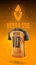 Vesta Calcio, la rivoluzione hi-tech del pallone
