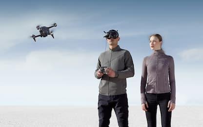 """Guidare il drone """"come un'auto"""": DJI presenta la linea FPV"""