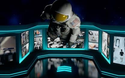Oltre Live Experience, la Luna tra realtà virtuale e aumentata