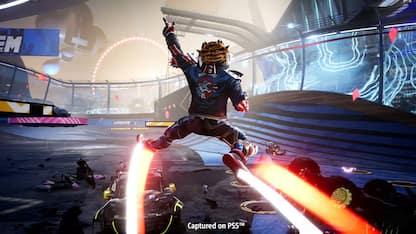 Destruction AllStars, il videogame gratis su PlayStation Plus