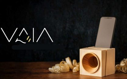 Vaia, casse musicali sostenibili dal legno abbattuto dalla tempesta