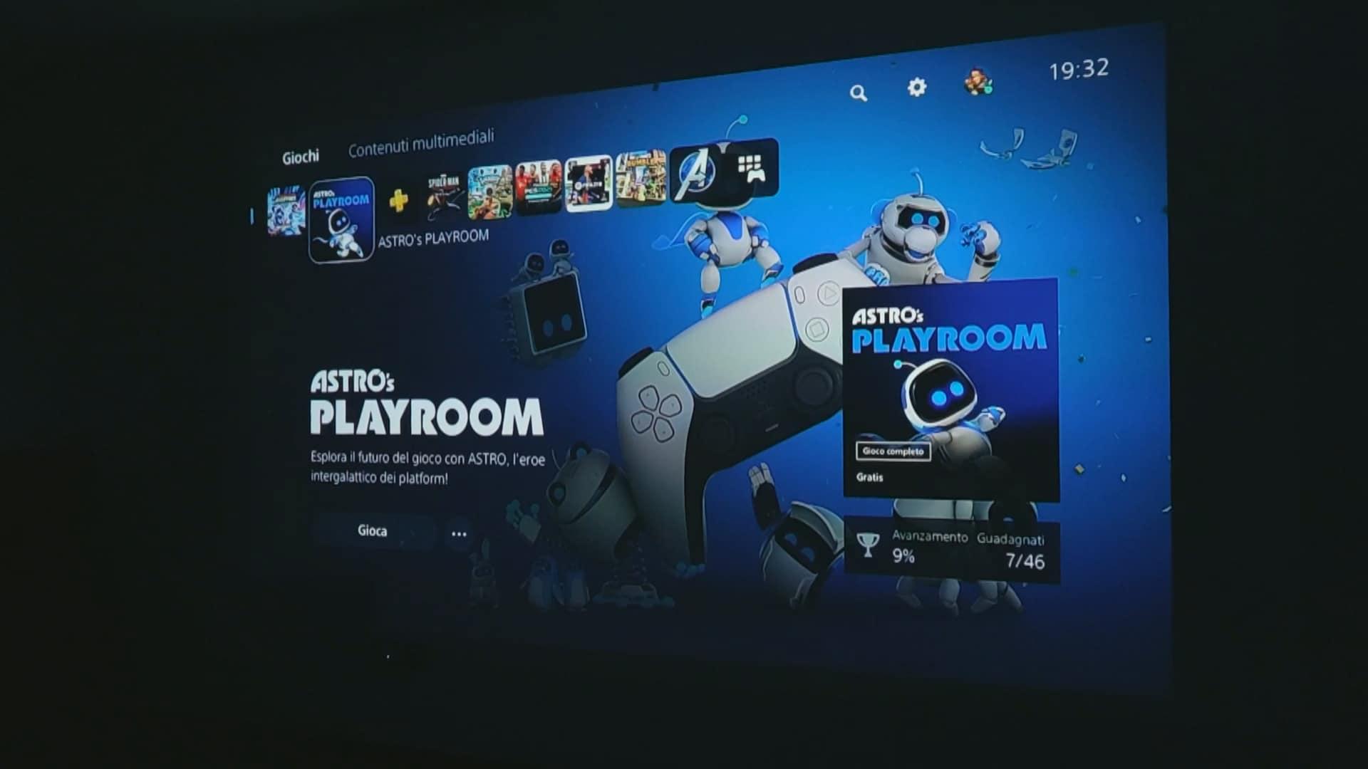 MoGo Pro e la PS5
