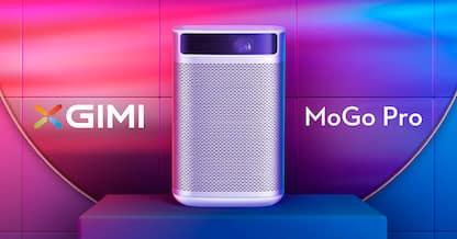 XGIMI Mogo Pro Plus, il proiettore portatile in una mano