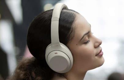 Nuove cuffie FreeBuds Studio Huawei, immersione audio garantita