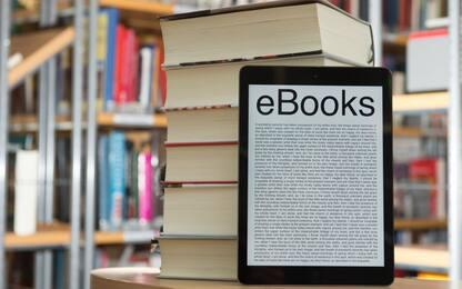Effetto lockdown, nell'ultimo anno è boom per gli ebook