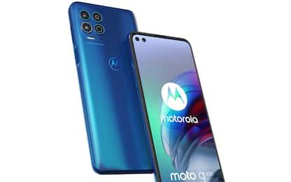 Moto g100, il grande di Motorola che diventa grandissimo
