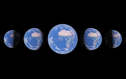 Google Earth, ecco i cambiamenti della Terra in timelapse