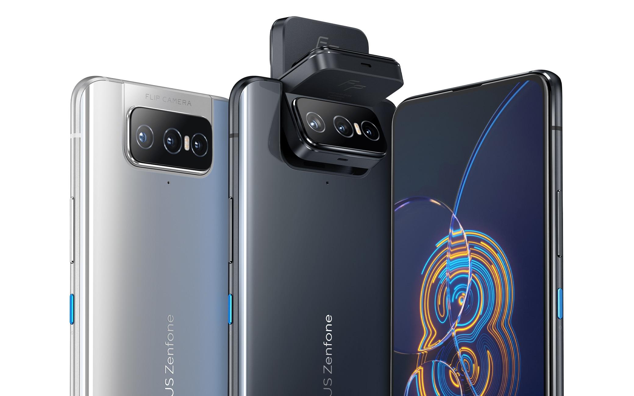 Il nuovo Zenfone 8 Flip