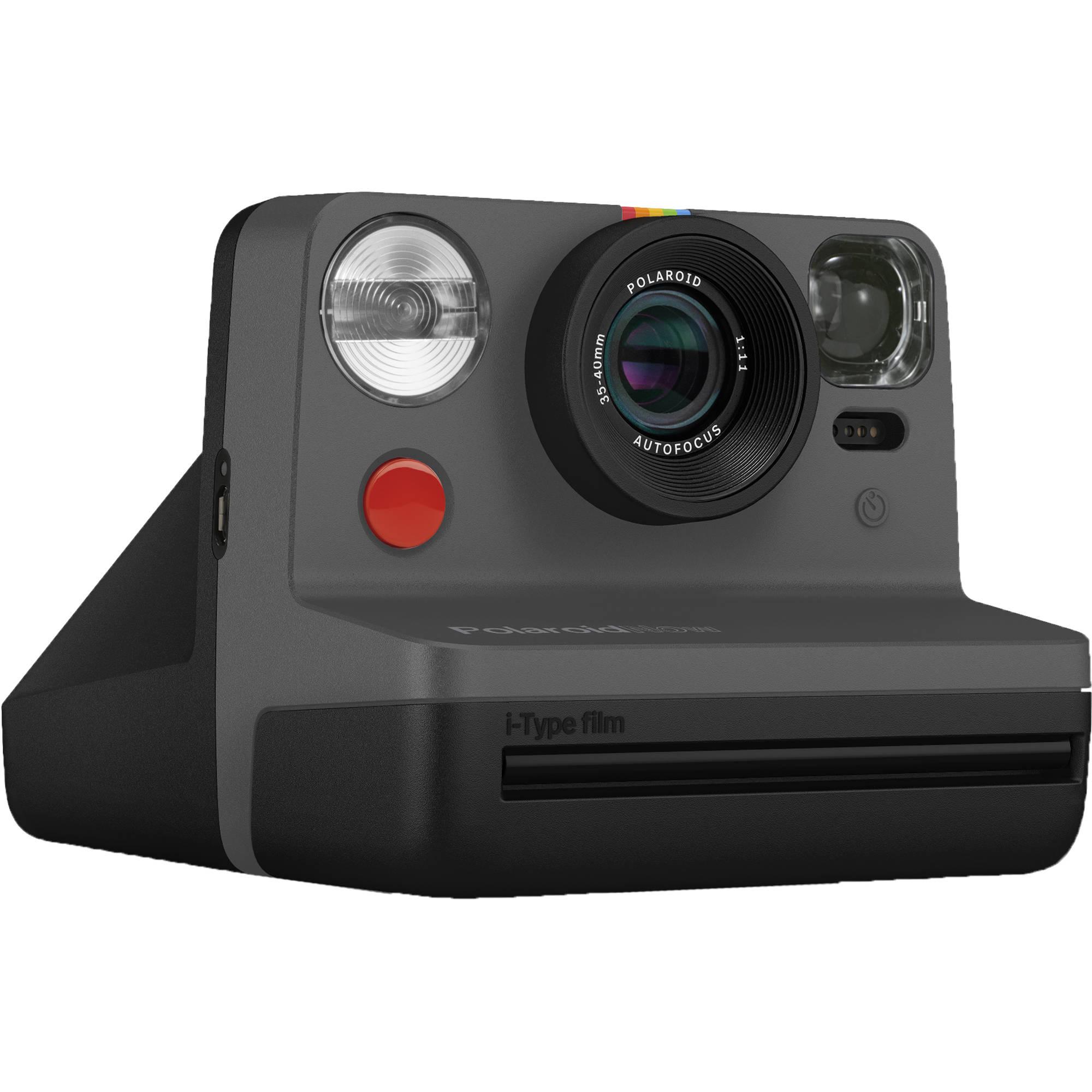 Polaroid Now, fascino vintage