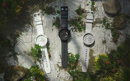 Swatch presenta i nuovi orologi in bioceramica