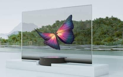 Xiaomi presenta la tv trasparente: le immagini fluttuano nell'aria
