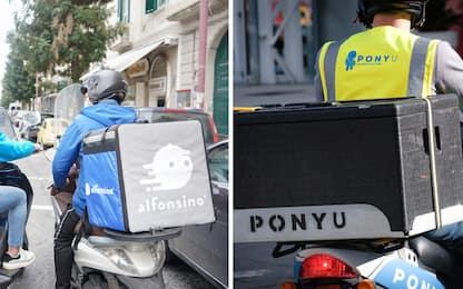PonyU e Alfonsino: il delivery a portata di tutti