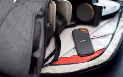 Extreme PRO di Sandisk, l'hard-disk portatile super-resistente