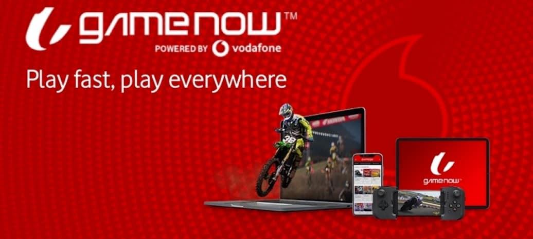 GameNow di Vodafone