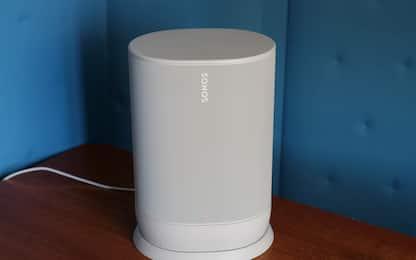 Sonos Move, tutto sullo smart speaker portatile e resistente all'acqua