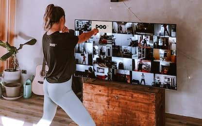 Doomore, la palestra del futuro per allenarsi in ogni luogo