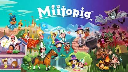 Miitopia, il gioco Nintendo che celebra l'amicizia