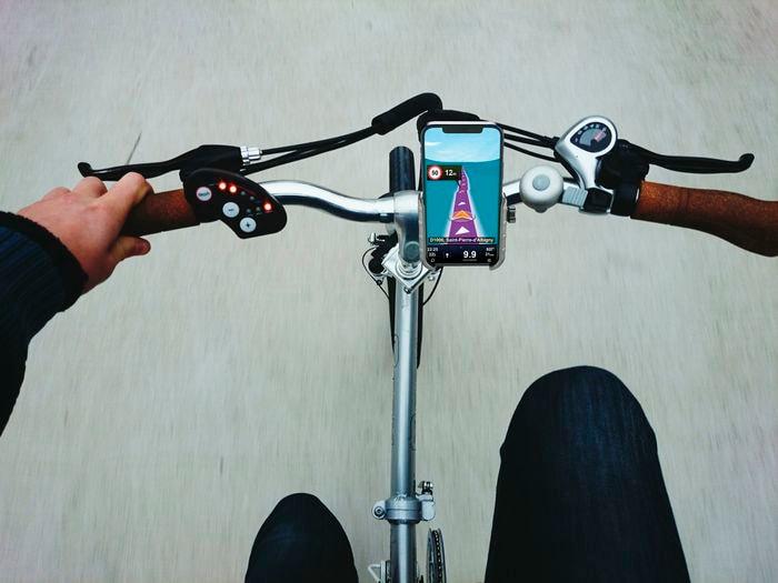 Rider Steel di Cellularline