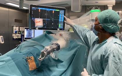 Excelsius GPS, il robot d'avanguardia per la chirurgia robotica