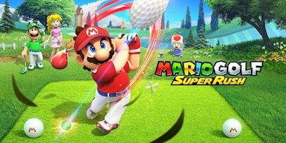 Mario Golf: Super Rush, in buca a tutta velocità