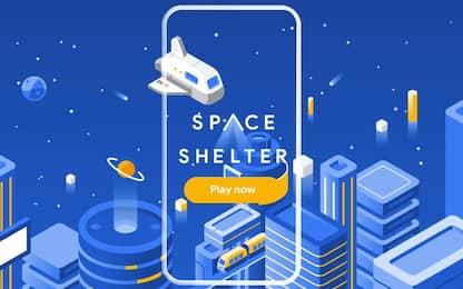 Space Shelter, arriva il videogame per imparare la sicurezza online