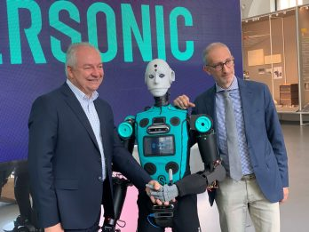 RoBee, il primo robot umanoide made in Italy