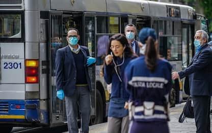Coronavirus Piemonte, dal 10 luglio autobus e treni a pieno carico