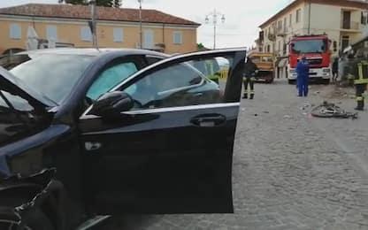 Suv travolge pedoni nel Cuneese, arrestato per omicidio stradale
