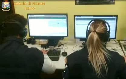 Torino, frode su prodotti informatici: sequestrati 40 milioni di euro