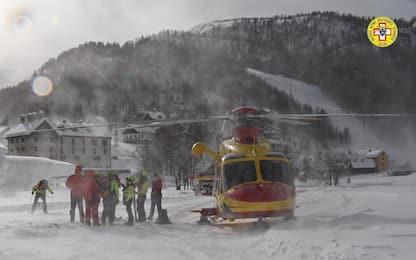 Ritrovati senza vita i due scialpinisti dispersi in alta Ossola