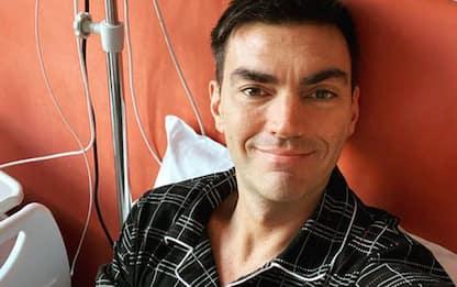 Torino, Gabry Ponte in ospedale per un'operazione al cuore