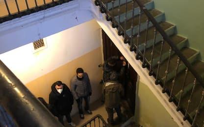 Anarchici, sgomberato a Torino un edificio occupato dal 2014