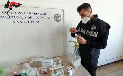 Torino, smantellato traffico di doping: 3 arresti, 12 denunce