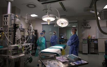 Madre medico dona fegato alla figlia di tre anni salvandole la vita