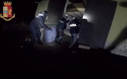 Fermata banda pronta a compiere rapine: sette arresti a Novara