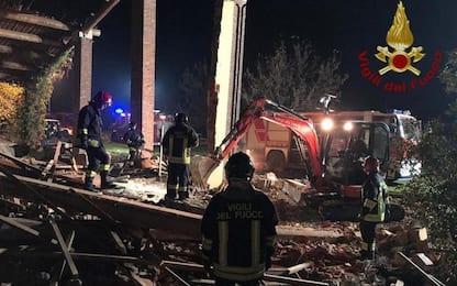 Esplosione a Quargnento: per Vincenti anche calunnia, 4 anni e 6 mesi